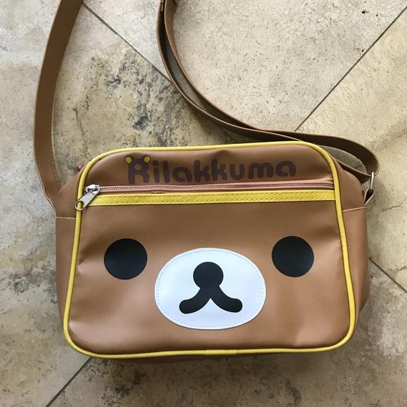 46cfac312b79 Handbags - Rilakkuma face bag   purse
